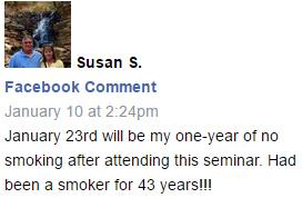 Wichita KS – Mark Patrick Stop Smoking Seminar With Hypnosis